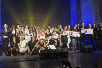 """Koncert finałowy 21–ej edycji Festiwalu """"SCENA DLA CIEBIE 2019"""" - fotorelacja"""