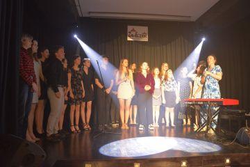 Koncert uczestników  warsztatów wokalnych z udziałem MONIKI URLIK. Fotorelacja